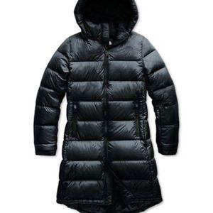The North Face Metropolis Hooded Parka Coat.